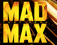 Mad Max: Fury Road key art
