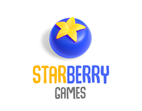Starberry Games Identity