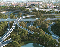 WestConnex - M5 -Infrastructure Visualisation