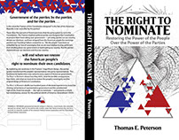 The Right to Nominate Book Cover and Website