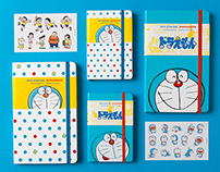 Moleskine - Doraemon Limited Edition for Asia