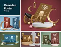 Ramadan Poster Mockup