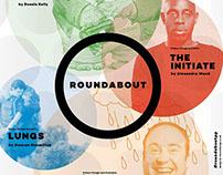 ROUNDABOUT 2014 - identity design