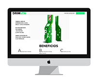 Drim Pay: Terminals are on the way (product website)
