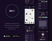 Dude - Mobile App