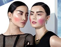 """Sun Kissed"" for Vantage Shanghai Magazine"