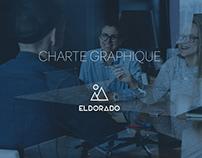 Charte graphique Eldorado / UX Design / Branding