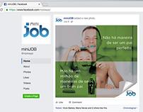 Marketing digital | miniJOB app Apple