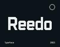 Reedo - Typeface