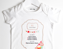 Customised Baby Brand
