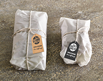 Happy Bread Co Packaging
