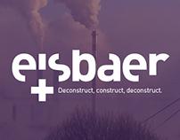 Eisbaer: brand & identity