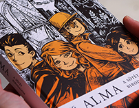 ALMA | illustration and editorial design