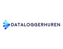 Dataloggerhuren.nl Logo Design