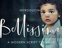Bellissima Modern Script