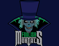 Foolish Mortals Fantasy Football logo