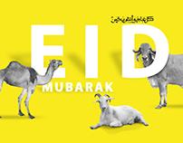Eid Adha- Social Media Designs
