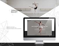 Ballet class site design