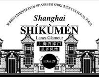 Shanghai Shikumen lanes glamour