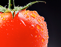 Genetically changed food