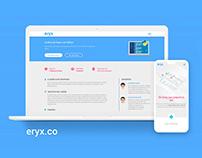 Rediseño Eryx Web