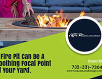 Things to Consider When Designing Backyard Fire Pits