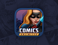 Comics Unlitmited app icon
