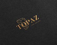 Topaz | Logo Design
