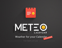 Meteo Calendar - Weather for your Calendar
