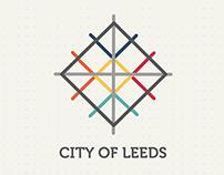 Pantone D&AD Brief: Re-branding Leeds