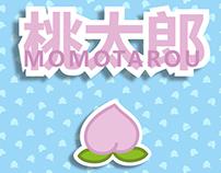 Embalagem Momotarou