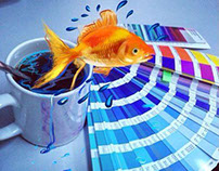 fish pantone