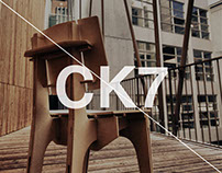 Ck7 // Chair Proto#1 - 2011