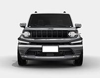 Jeep Comanche EV 2024