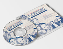 """Patrimonio de Compositores Colombianos""   Cover design"
