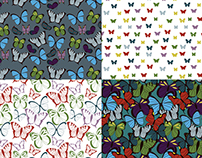 Butterfly Pattern Collection