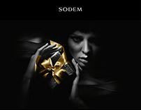 SODEM & Bornemann - Editorial Design