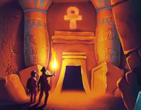 Farao - boardgame