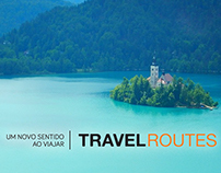 TravelRoutes - A new way to travel