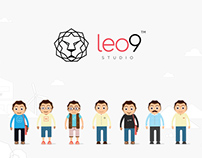 Leo9 Studio - UX UI - Mobile apps - Branding studio.