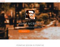 adam mcbride designs v6