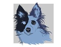 Doggo doodle