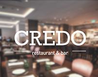 CREDO (Courtyard Marriott) Restaurant and Bar