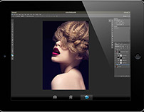 High-End Beauty Retouch (for Beginners) by Lisa Évoluer