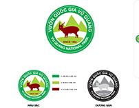 Logo Vu Quang national park