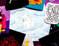 16/17 illustrations