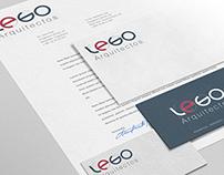 Lego Arquitectos Logo