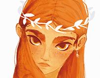 - gazes -