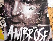 WWE: Dean Ambrose poster design