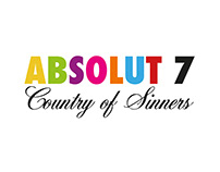 Absolut 7 // Country of Sinners